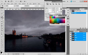 Curso online de Adobe Photoshop CS5