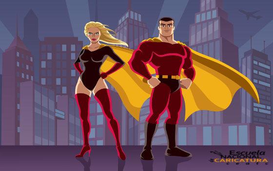 Curso A Distancia Online Interactivo De Caricatura Dibujos Animados E Historietas Aprendum
