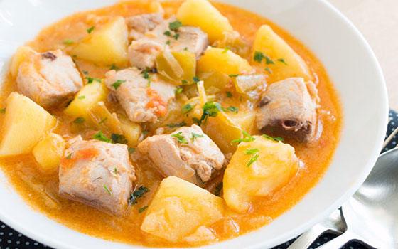 Curso online de Cocina del País Vasco y Navarra