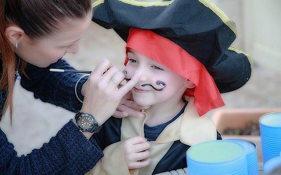 Curso a distancia de Maquillaje Infantil