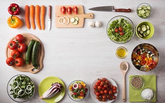 Curso Online De Cocina Vegana