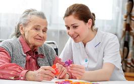 Curso online de Auxiliar de Cuidados Geriátricos (avalado por la CNFC)