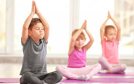 Curso virtual (Online) de Instructor de Yoga Infantil