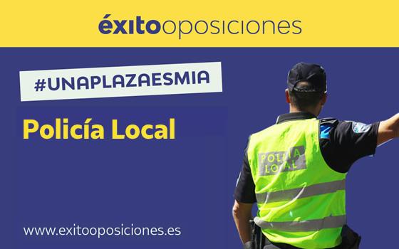 Curso online de Preparación de Oposiciones a Policía Local