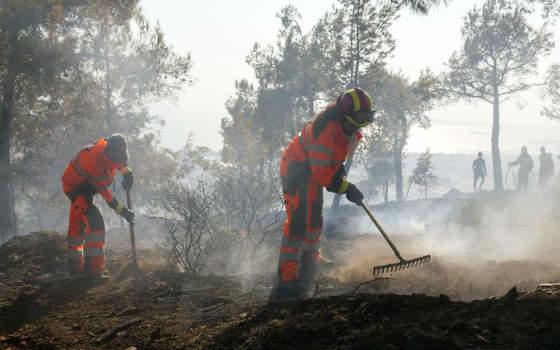 Resultado de imagen de curso de extinción de incendios forestales