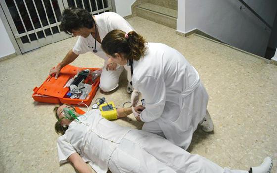 Curso online Universitario de Prevención de Riesgos Laborales en Centros Hospitalarios II (7 ECTS)